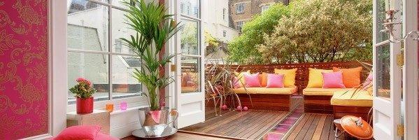 Decorador / Aprenda a decorar seu terraço