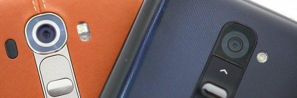 Assistência Técnica / Veja a comparação entre o LG G4 e o Moto Maxx