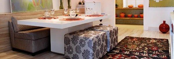 Marceneiro / Conheça os modelos das mesas de jantar