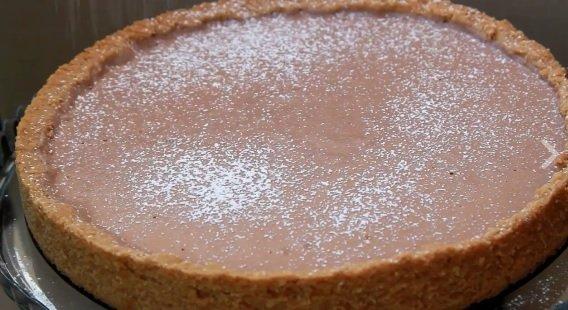 Doces, bolos e salgadinhos / Receita de torta cremosa de Passatempo
