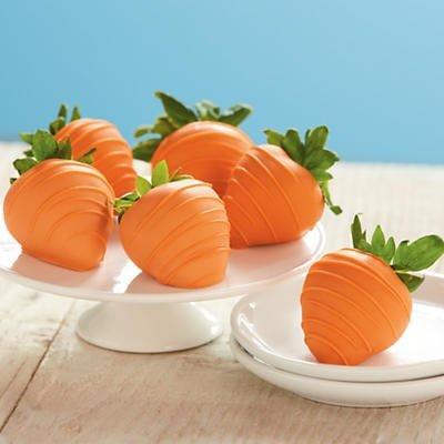 cenoura de morango